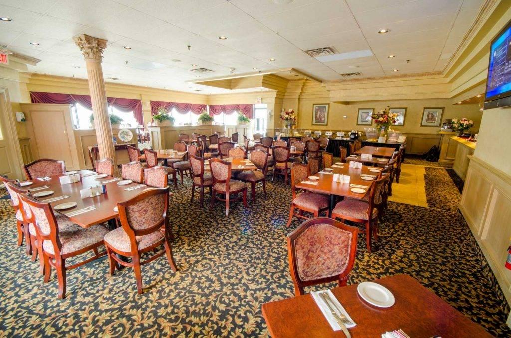 Dinning Room1 - Roma Italian Restaurant