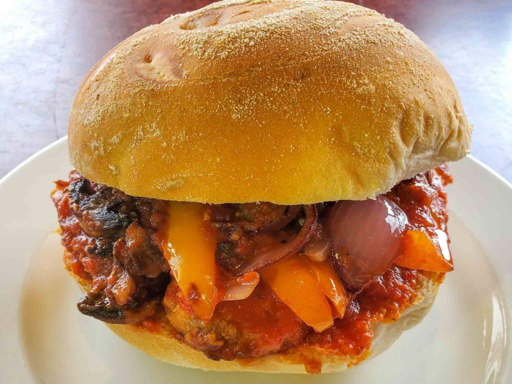 Chicken Sandwich - Roma Italian Restaurant